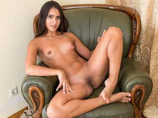 Ukraine hottie Cira Nerri is an exotic newcomer..