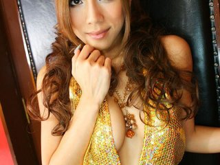 Yui Hatano Asian in golden dress has sperm on..